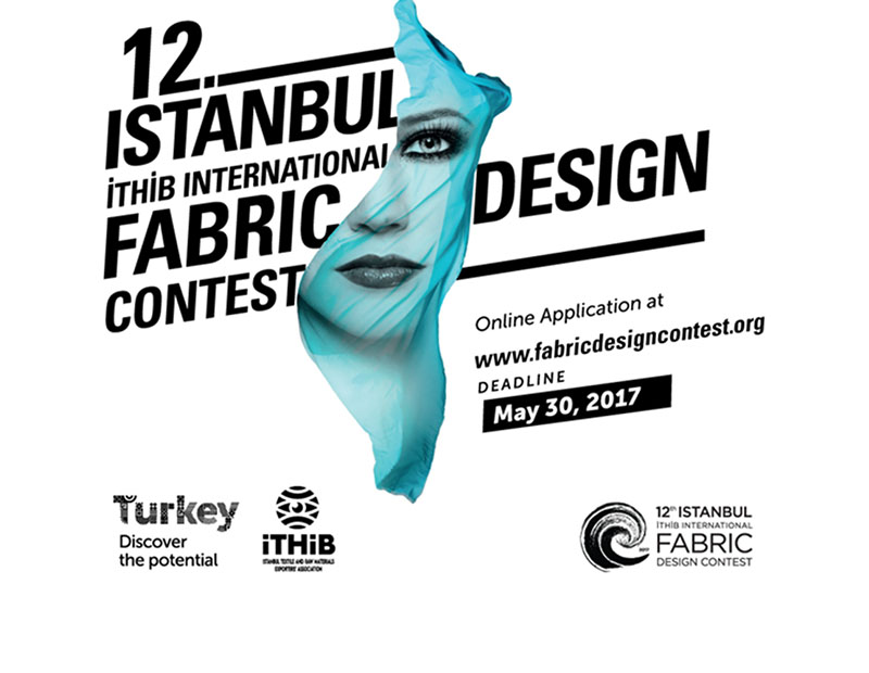 12. Istanbul İTHİB International Fabric Design Contest
