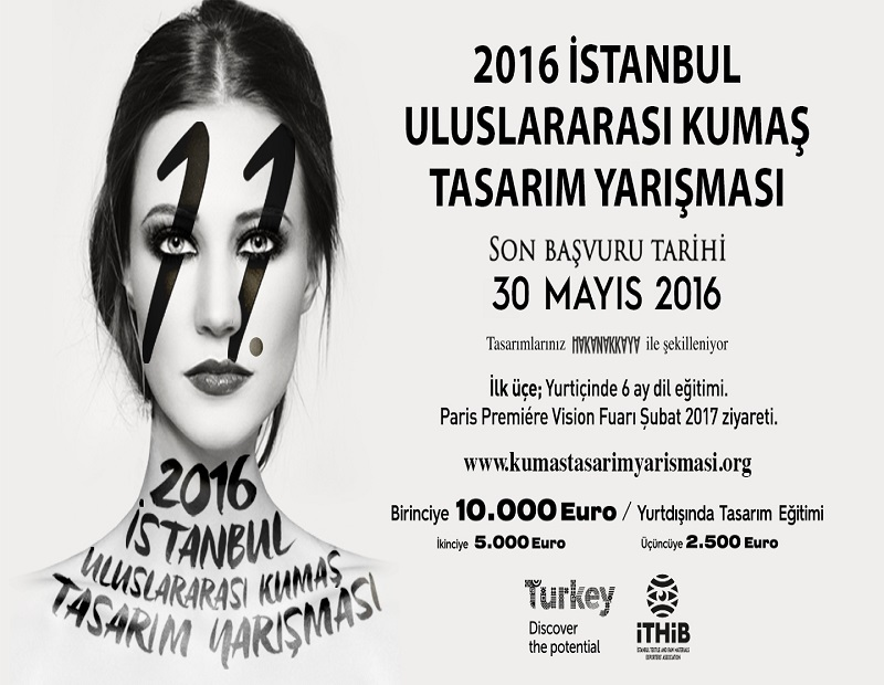 2016 Istanbul International Fabric Design Contest